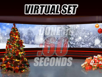 Virtual Set: Holiday 1
