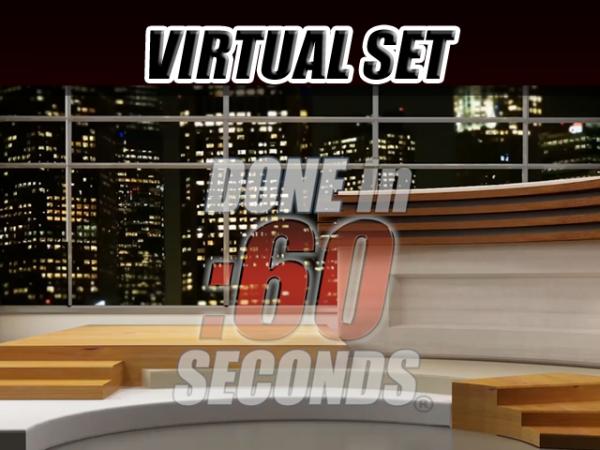 Virtual Set: Studio 35