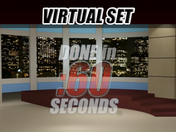 Virtual Set: Studio 49