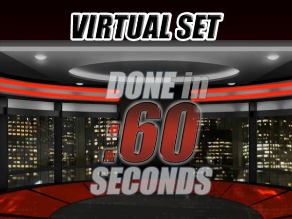 Virtual Set: Studio 63