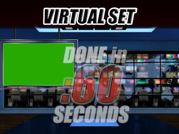 Virtual Set: Studio 21
