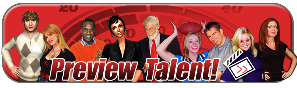 talent button Custom Video Production Services for Training, Tutorial, Sales, Promotion, Newsletters