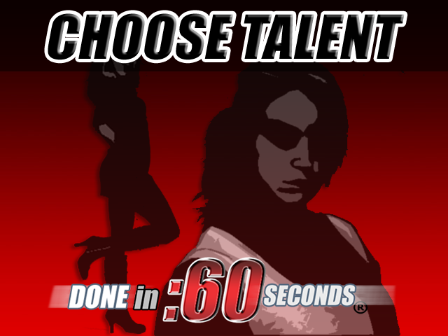 02 SECOND Choose Talent
