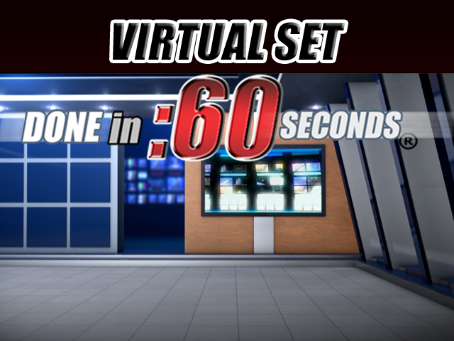 Virtual Set: Studio One